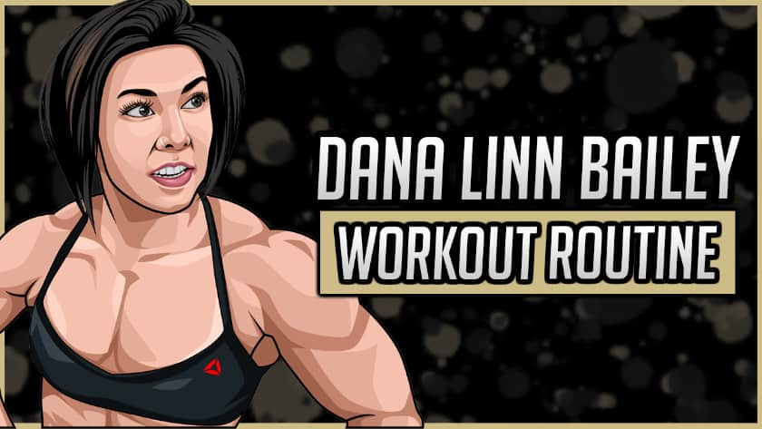 Dana Linn Bailey Workout Routine