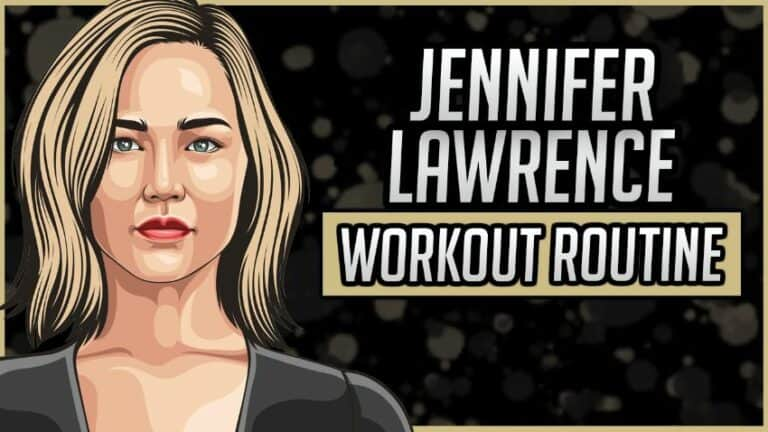 Jennifer Lawrence Workout Routine