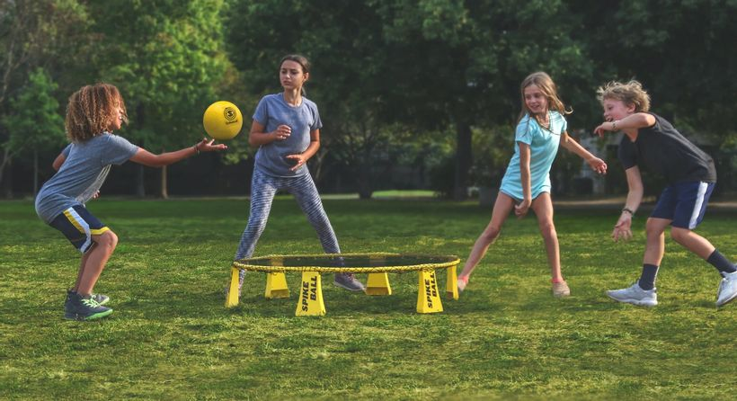 Moderate and vigorous physical activity of arterial braking in children: study